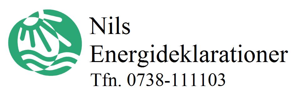 Nils Energideklarationer logo